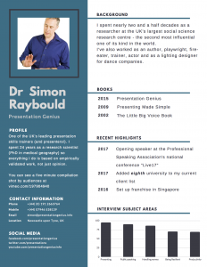 About Dr Simon Raybould