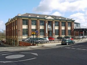Newcastle biscuit factory