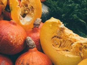 October - known for the fruits, for Halloween and now Confidence!