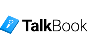 talkbook logo