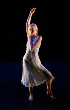 Presentation dancer!
