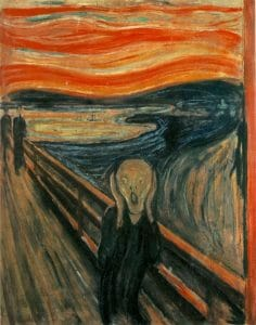 Munch's The Scream