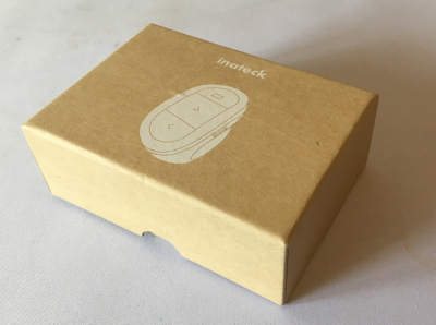 Inateck box. It's not presented very well, is it!
