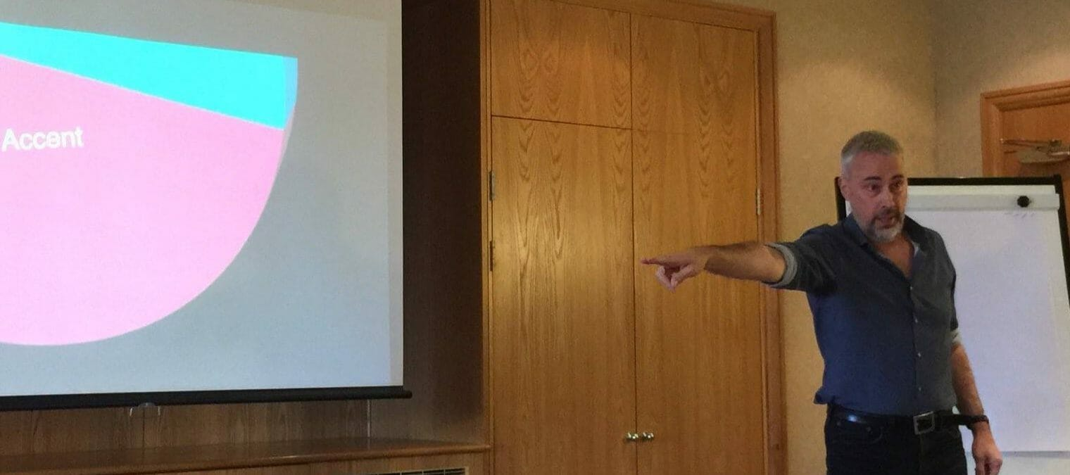 Better presentations from presentation genius