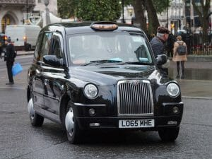 I've written presentations in the back of a London taxi