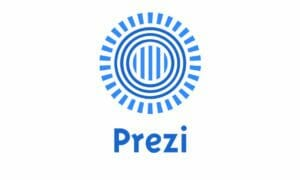 Prezi logo. Is prezi the next big thing for presentations?