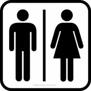 presenting men and women