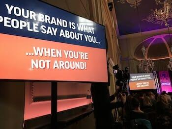 Chris Ducker presentation slide