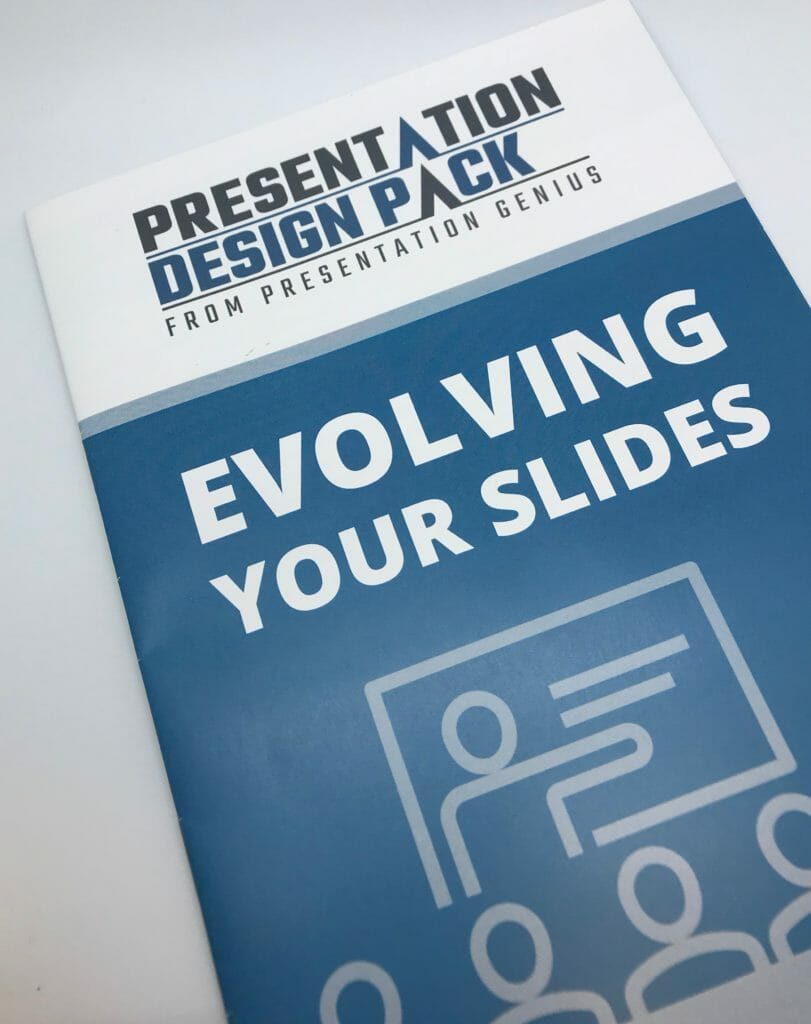 Evolving Your Slides booklet